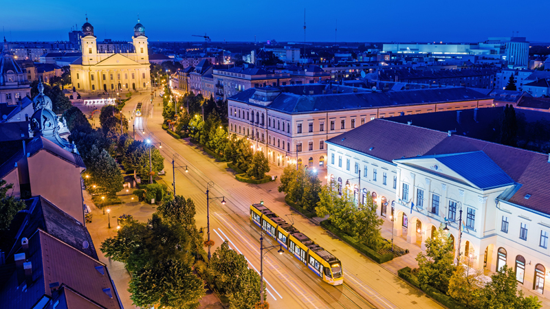 Debrecen: see you in the Phoenix Arena and in the city!